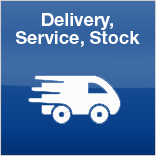 Delivery, Service, Stock